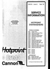 Buy Hotpoint 7822 Manual by download Mauritron #330693