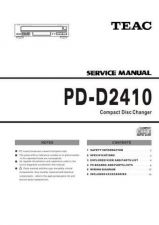 Buy Teac PD-H303 Service Manual by download Mauritron #319473