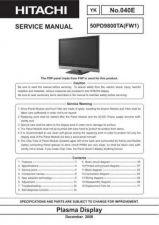 Buy Hitachi YK040E Service Manual by download Mauritron #331985