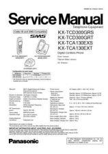 Buy Panasonic KX-TCA130ET] Manual by download Mauritron #299757