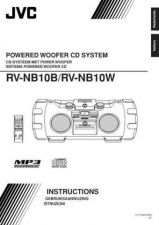 Buy JVC RV-NB1-14 Service Manual by download Mauritron #283101