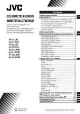 Buy JVC AV-21W33 Service Manual by download Mauritron #279662