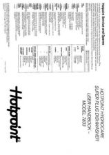 Buy Hotpoint HB61330 Cooker Operating Guide by download Mauritron #307561