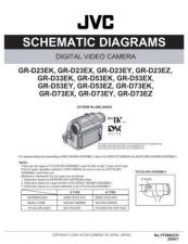 Buy JVC GR-D72US y 32US part Service Manual by download Mauritron #280612