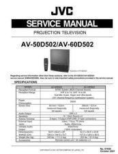 Buy JVC JVC. AA-V20U. CDC-872. Service Manual Circuits Schematics by download Mauritron #