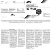Buy JVC CS-XV520-5 Service Manual by download Mauritron #280238