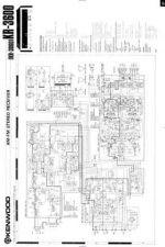 Buy Kenwood KR3600 Manual by download Mauritron #312525