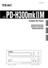 Buy Teac PDH380GIN Operating Guide by download Mauritron #319123