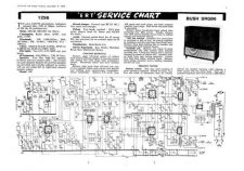 Buy BUSH SRG86 Vintage Wireless MTS Service Sheets by download Mauritron #330365