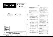 Buy Hitachi TK-2493E Service Manual by download Mauritron #286337