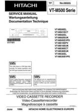 Buy Hitachi VT2000A Service Manual by download Mauritron #287024