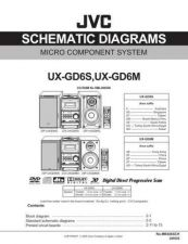Buy JVC UX-G6S Service Manual by download Mauritron #278310