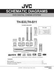 Buy JVC TH-S33-12 Service Manual by download Mauritron #283985