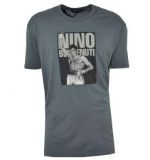 Buy DOLCE & GABBANA T-SHIRT NINO BENVENUTI GREY 01997, Authentic Made in Italy