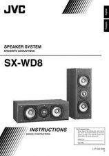 Buy JVC SX-WD8-15 Service Manual by download Mauritron #276753