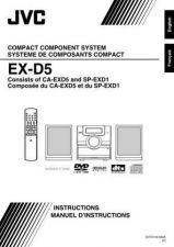 Buy JVC EX-D5-14 Service Manual by download Mauritron #280379