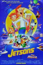 Buy THE JETSONS unframed poster painting canvas