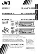 Buy JVC KD-AR360-KD-G310-1 Service Manual by download Mauritron #281763