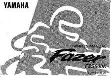Buy Yamaha 5DM-28199-20 Motorcycle Manual by download #334386