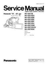 Buy Panasonic NV-GS6GC Manual by download Mauritron #300792