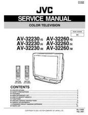 Buy JVC AV-29W33B-4 Service Manual by download Mauritron #279894
