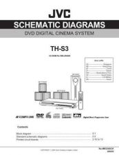 Buy JVC TH-S33-10 Service Manual by download Mauritron #283983