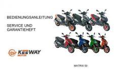 Buy Keeway Matrix Handbuch OMEDILO by download Mauritron #329546