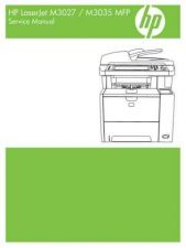 Buy Hewlett Packard HP-LJ-M3027-M3035-MFP-Manual by download Mauritron #320560