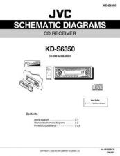 Buy JVC KD-S6350_schem Service Manual by download Mauritron #275133