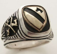 Buy US Seventh Cavalry ring Sterling Silver