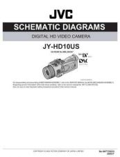 Buy JVC JY-HD10US sch Service Manual by download Mauritron #281741