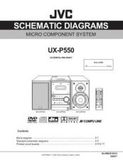 Buy JVC MB281SCH Service Manual by download Mauritron #277442