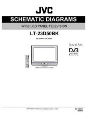 Buy JVC LT-23D50BK=-= Service Manual by download Mauritron #282672