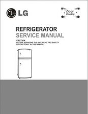 Buy LG LG-REF SERVICE MANUAL (DD)_7 Manual by download Mauritron #304982