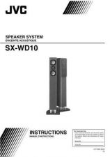 Buy JVC SX-WD10-3 Service Manual by download Mauritron #276732