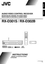 Buy JVC RX-D301S - RX-D302B-6 Service Manual by download Mauritron #276532