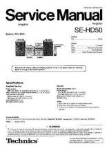 Buy Sharp SE-HD50 Manual by download Mauritron #298533