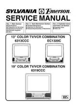Buy Emerson 6319CCC Service Manual by download Mauritron #330515