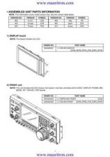 Buy Icom IC7400 Parts by download Mauritron #322719