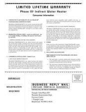 Buy Honeywell triangletube smarttankwarranty Operating Guide by download Mauritron #31717