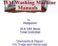 Buy Hotpoint WM12 Service Manual by download Mauritron #314505