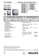 Buy Philips TVCR-E Service Manual by download Mauritron #323686