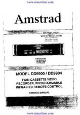 Buy Amstrad DD9904 Manual by download Mauritron #324866