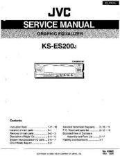 Buy JVC KS-ES200J Service Manual by download Mauritron #282379