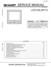 Buy Sharp LC-20S1E Service Manual by download Mauritron #322682