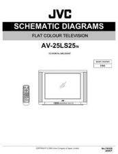Buy JVC AV-25L83-5 Service Manual by download Mauritron #279724