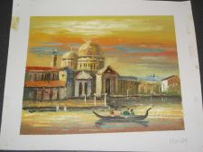 Buy Original hand painting. signed by artist. unframed. Sale ends march 9th