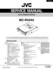 Buy JVC hm005ien Service Manual by download Mauritron #281291