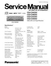 Buy Sharp CQ-C3433U Manual by download Mauritron #298150