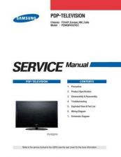 Buy Samsung F31A TV Service Manual by download Mauritron #322788
